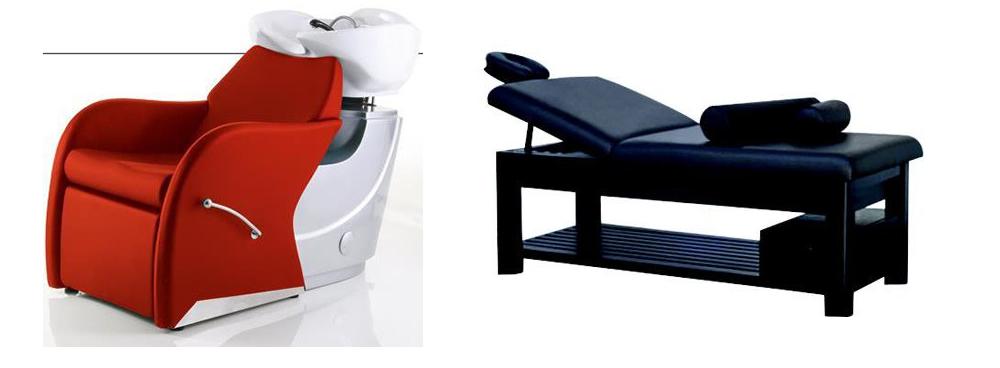 Innova spa per mobiliario de peluquer as y est tica for Fabrica de sillones precios